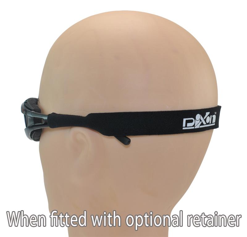 Wind proof eyewear