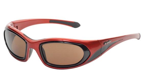 Wrap around prescription sports sunglasses