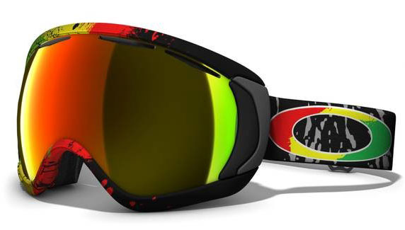 Tanner Hall Oakley Signature Canopy