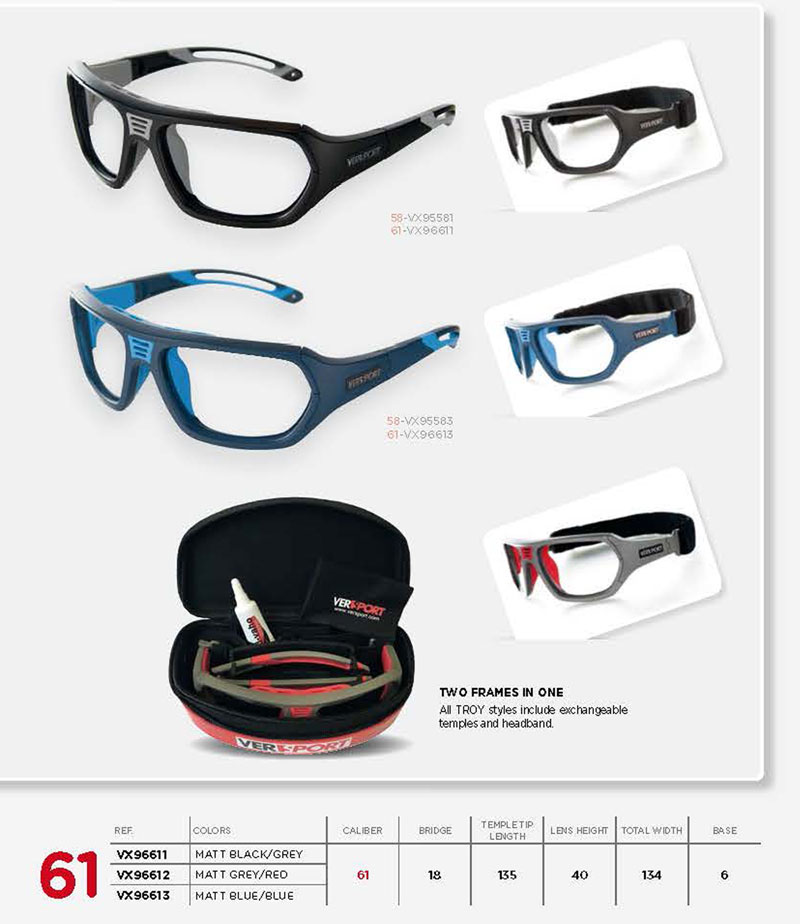 skydiving eyewear