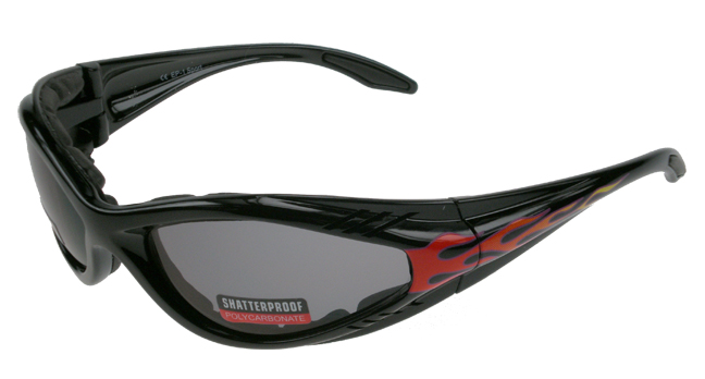 bike eyewear  Sports wrap around