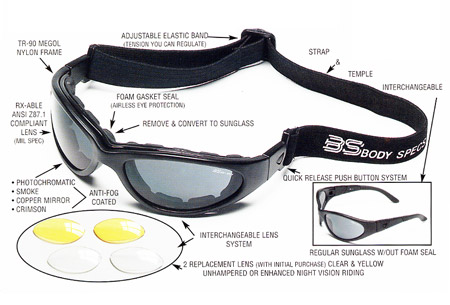 oakley spray