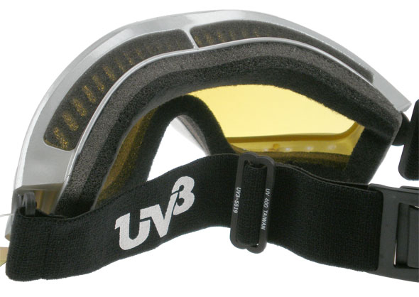 Atv Goggles For Off Road Use With Hd Yellow Lens From Uk