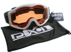 OTG ski goggles for over glasses | All weather amber lens