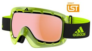 Adidas ID2 Frozen Neon  2 lens system