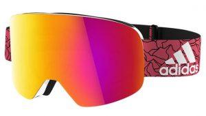 Women's Mirrored Ski Goggles - Otical Insert
