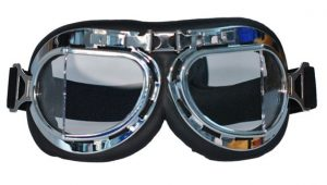 Retro Scooter Goggles