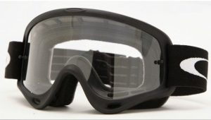 Oakley O Frame MX Goggles with optical insert