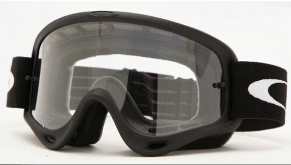 1cb690305c9 Oakley Prescription MX Goggles With Optical Insert - UK Eyewear