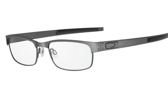Oakley Titanium Eyeglasses Opthalmic Model Metal Plate Complete With Prescription Lenses With Great Saving On The High Street Oakley Reading Glasses
