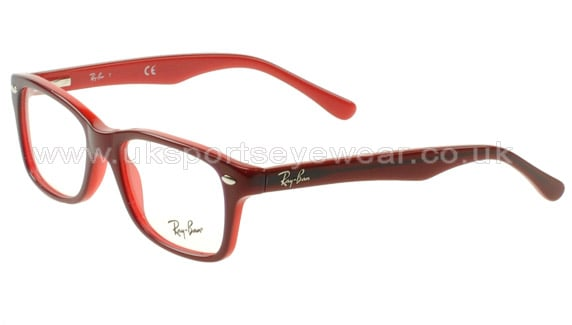12c584d9686 Boy and Girls Junior Ray Ban Wayfarers With Prescription - UK Eyewear
