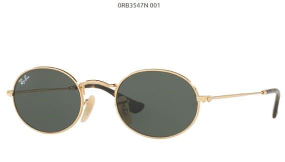 d9fd1b2f89 Ray Ban Sunglasses RB3547 John Lennon - UK Sports Eyewear