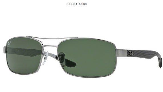 ed7a9df523 Ray Ban Carbon Fibre RB8316 Tech Range Sunglasses see more styles at UK  Sports Eyewear