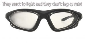 Anti Fog lenses