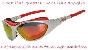 Sunglasses - Optical insert