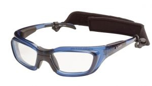 High prescription football rugby glasses - 3 SIZES