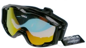 Wide Fitting Ski Goggles for wearing over glasses