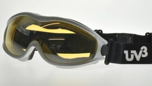 Junior Ski snowboard goggle with high definition lenses