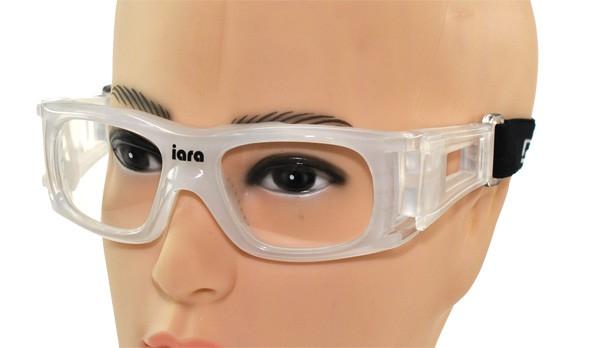 7fafa368446 Prescription sports goggles model Iara pro supplied with high impact  polycarbonate RX lenses