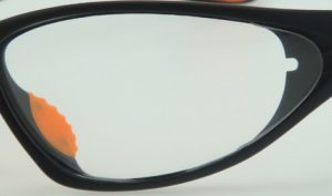Clear lenses for