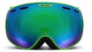 Bloc Jade mirror ski goggles