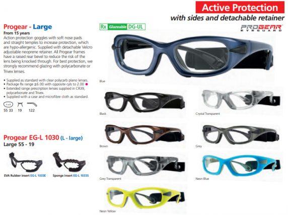 EGL1030 colours