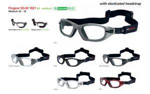 Medium EG M-1021 goggles - 6 Colours