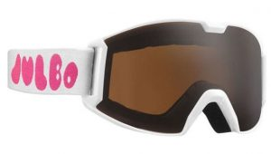 Child's first ski goggles