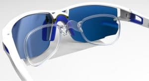 Julbo optical insert