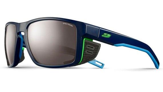 Julbo sheild mountaineering glasses