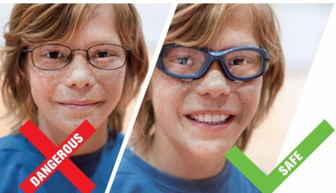 junior sports glasses
