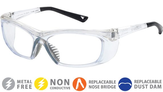 light weight safety glasses
