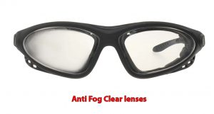 Anti-Fog prescription lenses