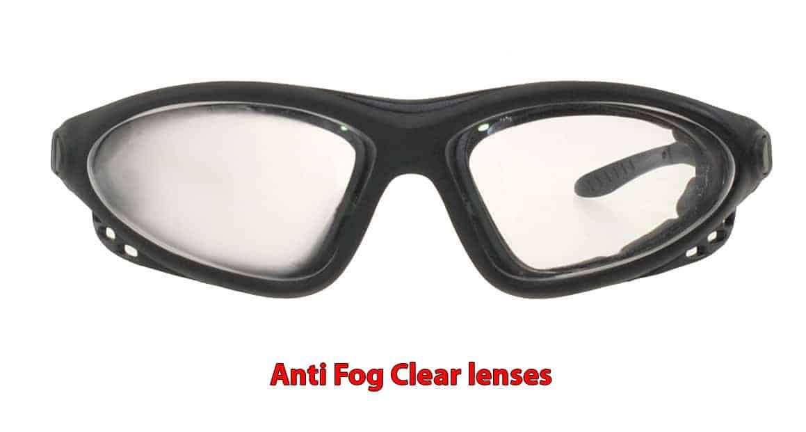 Anti-Fog prescription lenses