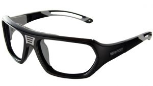 Versport Troy glasses in black