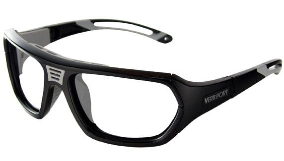 Versport Troy glasses in black