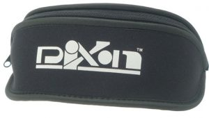 Wrap around sports glasses case with pockets