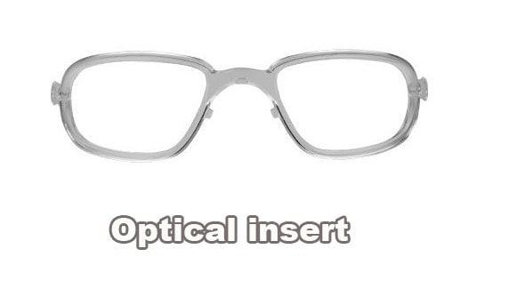 An optical insert