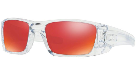 Oakley Fuel Cell Crystal Transparent