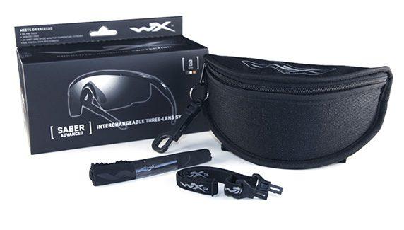 Wiley X Saber kit