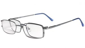 Prescription Glasses for computer screens | Vista Mesh Clip - Unisex