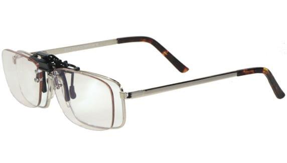 Clip-On glasses computer blue light filter