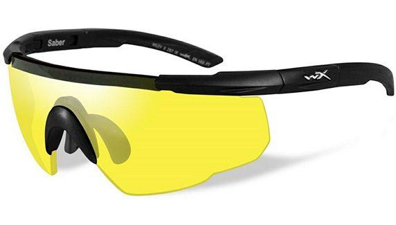 Wiley X yellow lenses