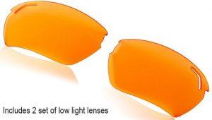 Uvex 303 - 2 sets of lenses