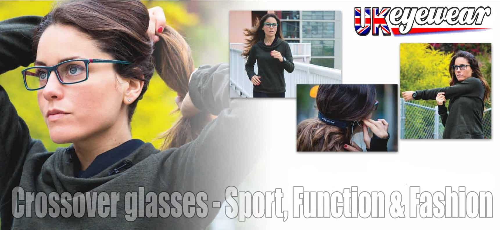 Womens sports glasses