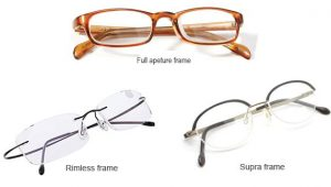 Send in your own glasses and have FL-41 lenses fitted