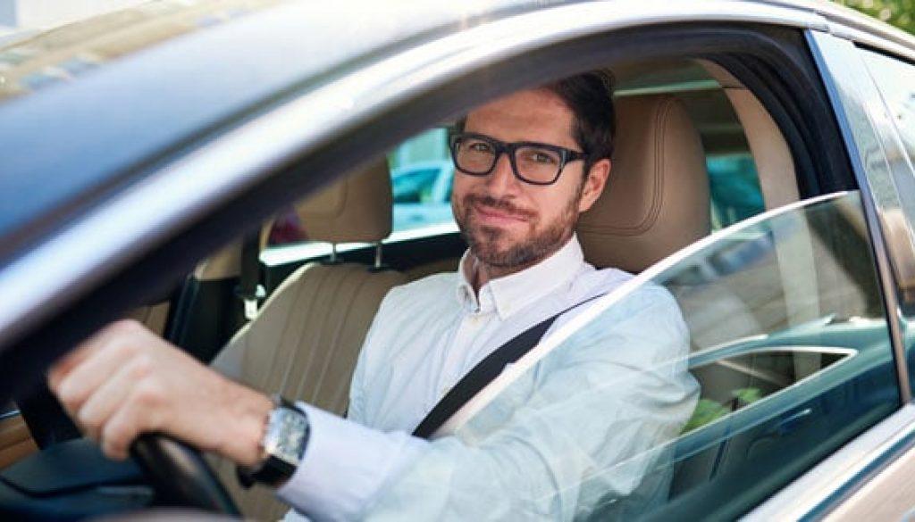 prescription driving glasses