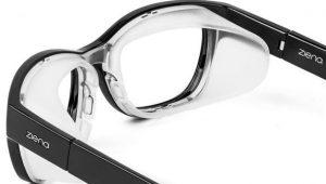 Ziena silcone eyeseals