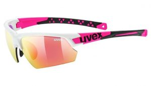 Uvex ladies prescription cycling glasses