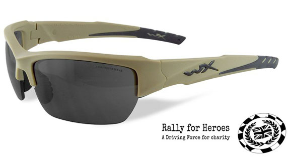 Wiley X Valor - Rally for Heroes